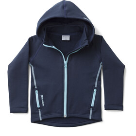 Houdini Power Houdi Jacket Kids blue illusion